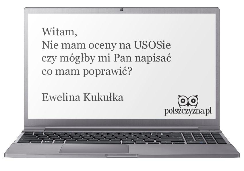 Witam w e-mailu? Czy w e-mailach można się witać? Formy grzecznościowe w e-mailach - Polszczyzna.pl