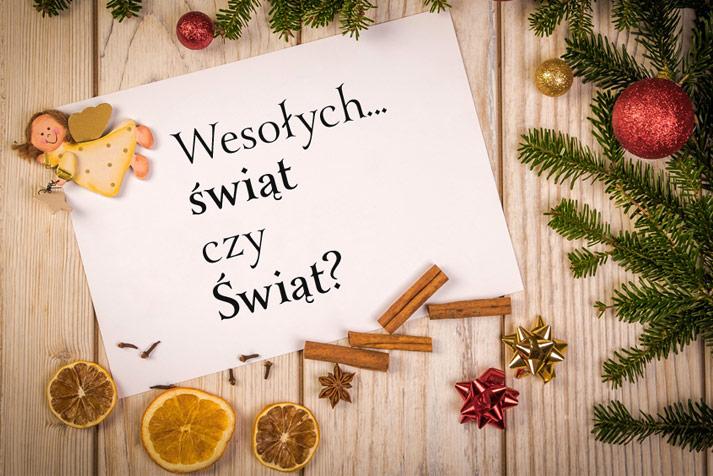Życzenia, zwyczaje, obrzędy – pisownia - Polszczyzna.pl