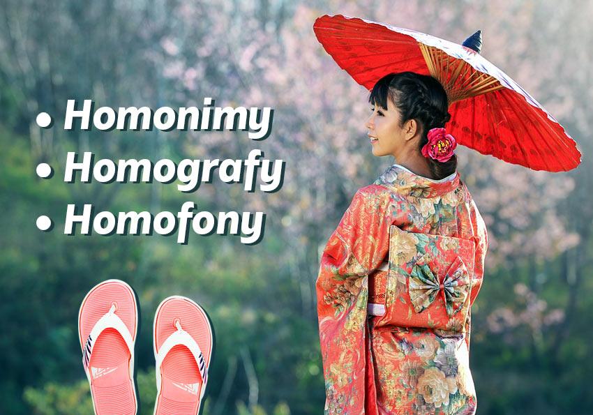 homonimy, homografy i homofony - Polszczyzna.pl
