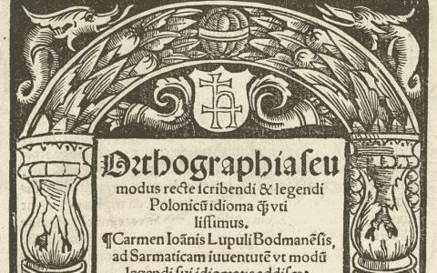 Historia polskiej ortografii w pigułce. Skąd się wzięły ch, h, rz, ż, ó i u?
