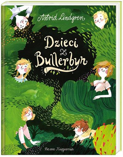Dzieci z Bullerbyn - Najpiękniejsza książka dla dzieci, czyli Wasze ulubione lektury z dzieciństwa