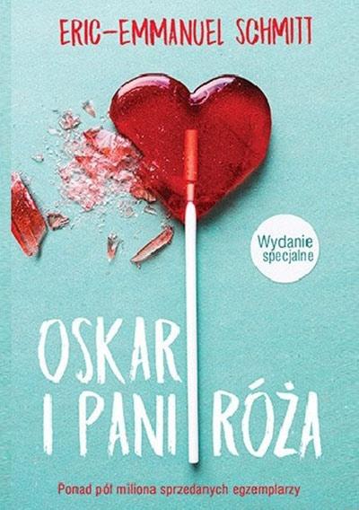 Oskar i pani Róża - Najpiękniejsza książka dla dzieci, czyli Wasze ulubione lektury z dzieciństwa