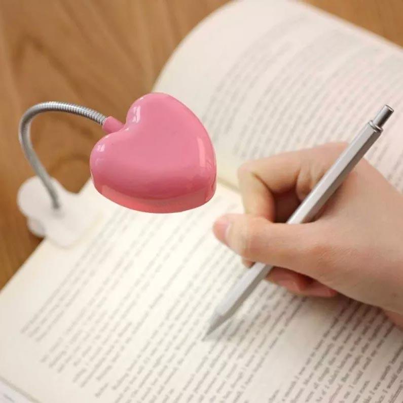Lampka do czytania - Prezent na święta i inne wyjątkowe okazje