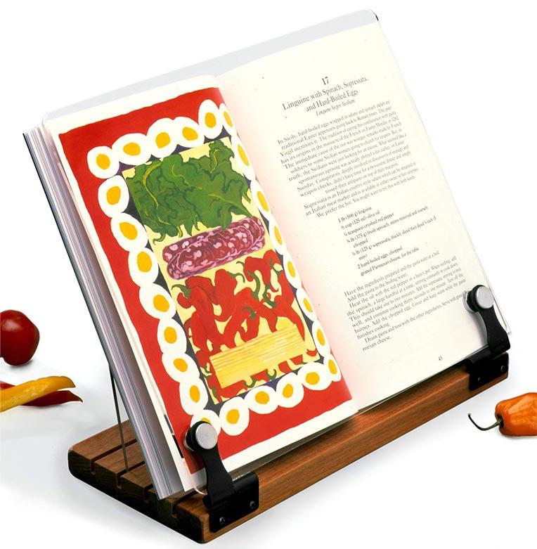 Podpórka do książek - Prezent na święta i inne wyjątkowe okazje