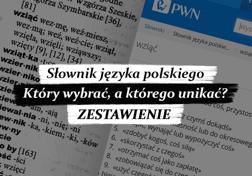Słownik-języka-polskiego-najlepszy - Polszczyzna.pl