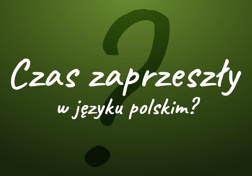 Czas-zaprzeszły-w-języku-polskim - Polszczyzna.pl