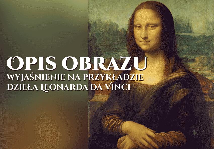 Opis obrazu – skomplikowany proces, a może sposób na dostrzeżenie detali? - Polszczyzna.pl