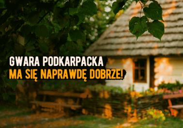 Gwara podkarpacka jest wciąż żywa! Co więcej – ma się naprawdę dobrze! - Polszczyzna.pl