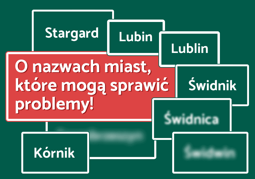 Frombork czy Flombork? O nazwach miast, które mogą nam sprawić problemy - Polszczyzna.pl