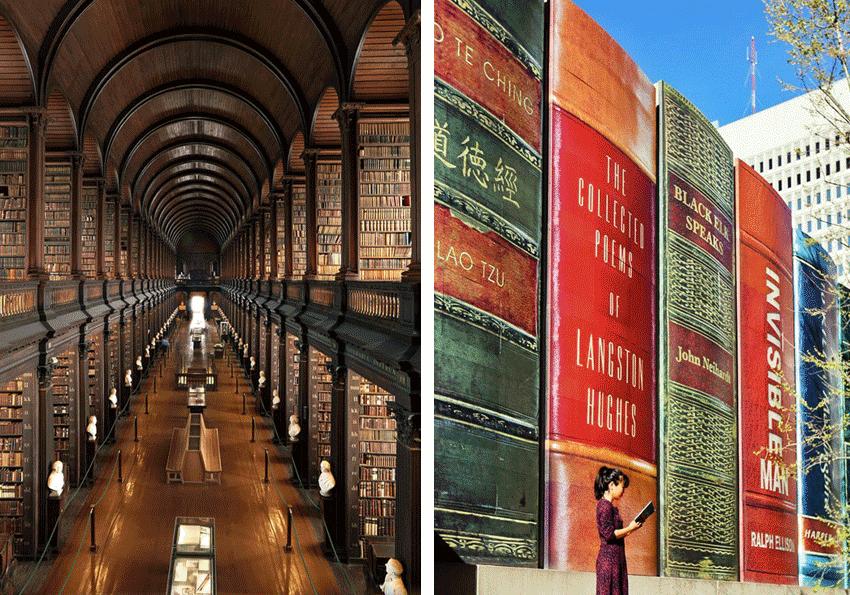 Najpiękniejsze biblioteki świata. Raj dla książkoholików - Polszczyzna.pl