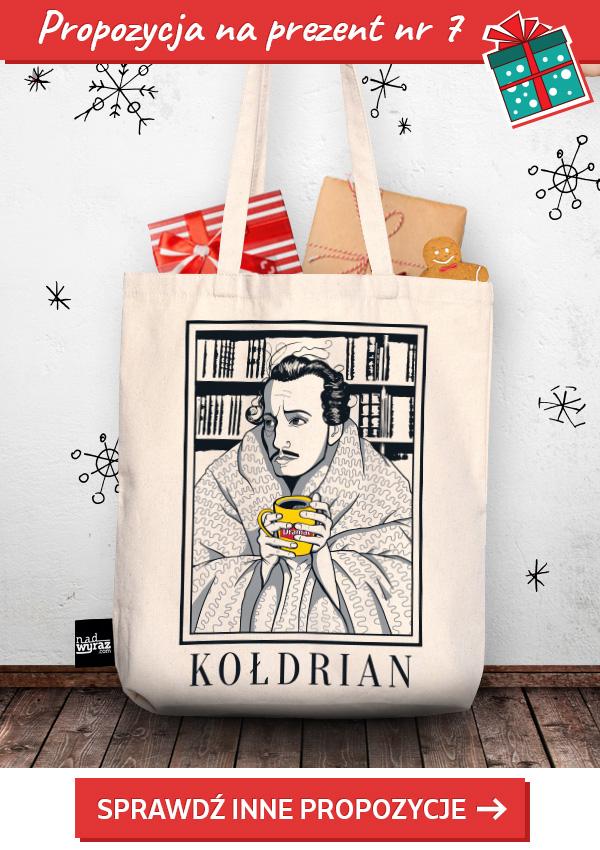 Pomysł na prezent świąteczny od Nadwyraz.com