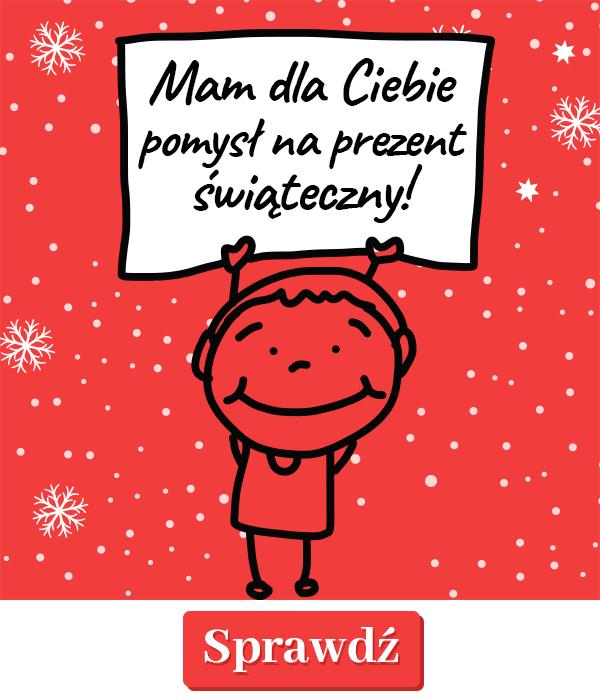 Propozycje prezentów świątecznych od Nadwyraz.com