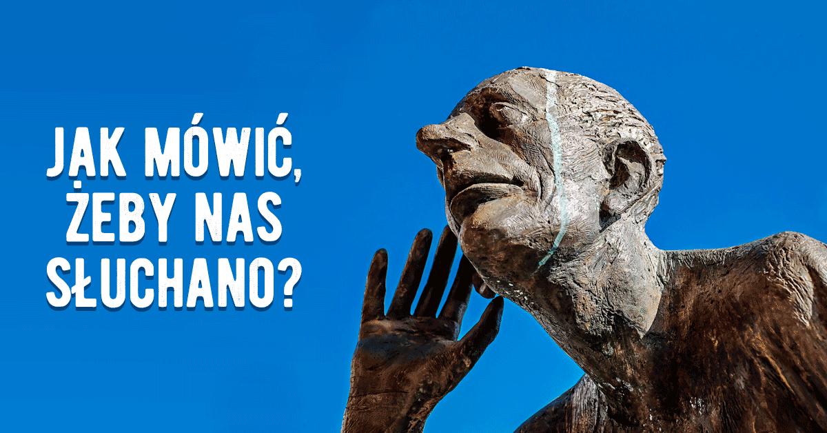 Jak mówić, żeby nas słuchano Bralczyk Polszczyzna.pl