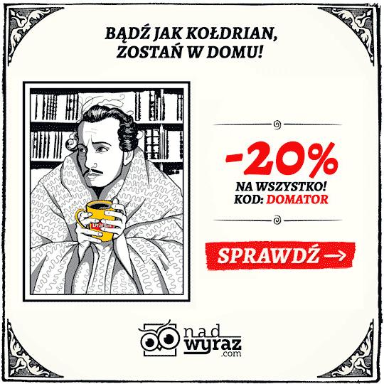 -20% na wszystko w Nadwyraz.com