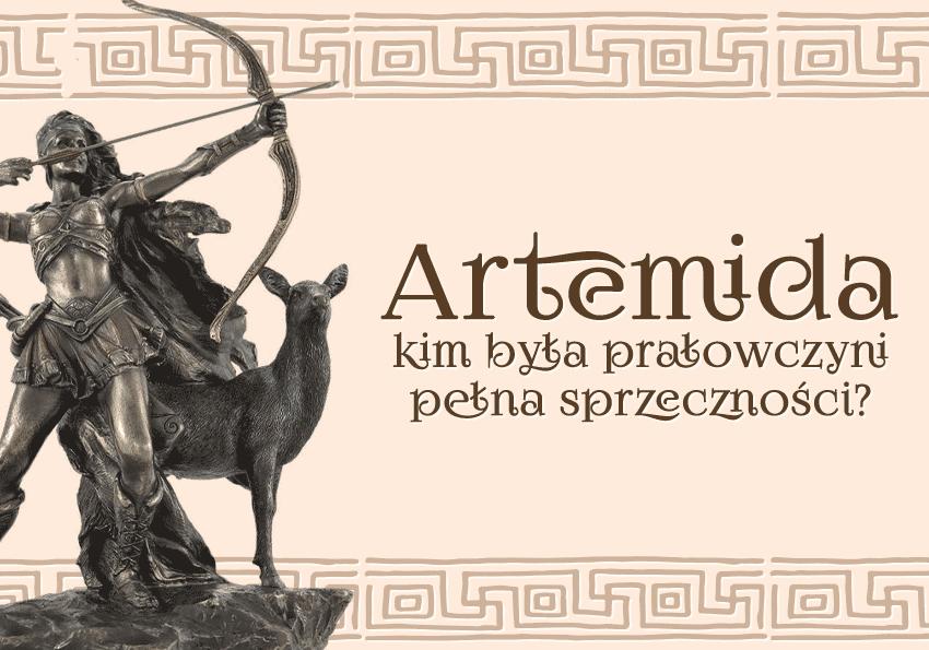 Artemida kim była bogini mitologia grecka Grecja Artemis atrybuty opis Artemidy Polszczyzna.pl