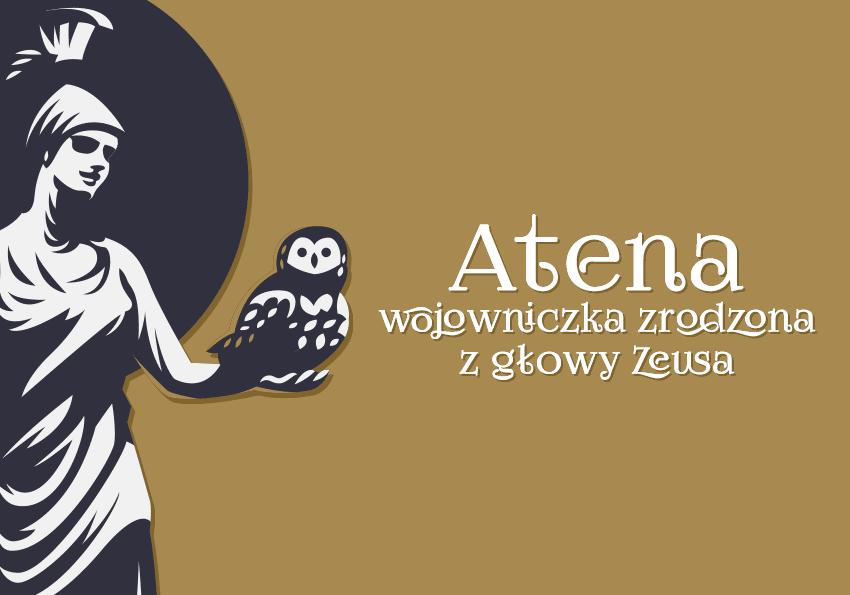 Atena kto to jest kim jest kim była atrybuty Ateny sowa mitologia grecka pytanie odpowiedź krzyżówka bogini grecka Polszczyzna.pl