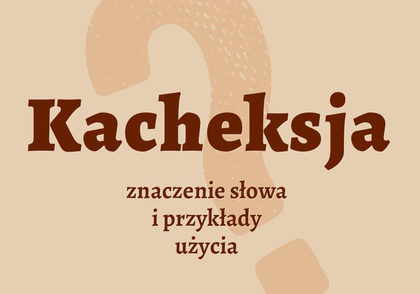 kacheksja co to jest definicja znaczenie czym jest synonim wyniszczenie termin medycyna hasło pojęcie wyjaśnienie synonimy inaczej przyklady krzyżówka słownik Polszczyzna.pl